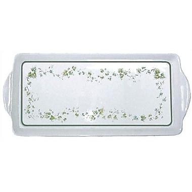 Corelle Impressions Callaway Melamine Tidbit Rectangular Serving Platter
