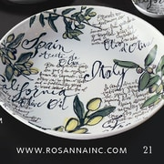 Rosanna Olive Oil Pasta Dish
