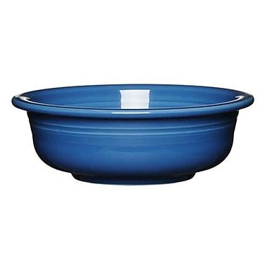 Fiesta Serving Bowl; Lapis