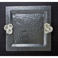 Thirstystone Daisy Square Serving Tray