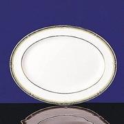 Wedgwood Oberon Oval Platter; 13.75''