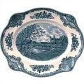 Johnson Brothers Old Britain Castles Blue Oval Platter