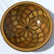 Le Souk Ceramique Honey Design Medium Serving Bowl