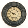 New Haven 17.75'' London Wall Clock
