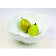 Omniware Entertainment Serveware Petal Fruit Bowl