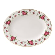 Royal Albert New Country Roses Formal Vintage Oval Platter