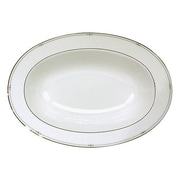 Royal Doulton Precious Platinum Serving Bowl