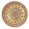 Polish Pottery 13'' Oval Serving Platter