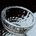William Bounds Grainware Tranquility Geometric Bowl; 10'' Diameter
