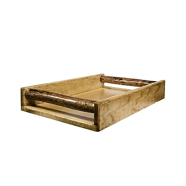 Montana Woodworks Glacier Country Serving Tray