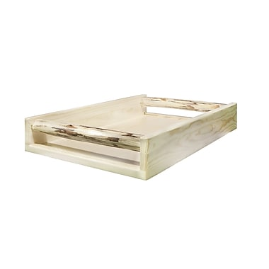 Montana Woodworks Montana Serving Tray; Lacquered