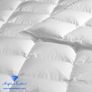 Highland Feather Aquitaine Down Comforter; Queen