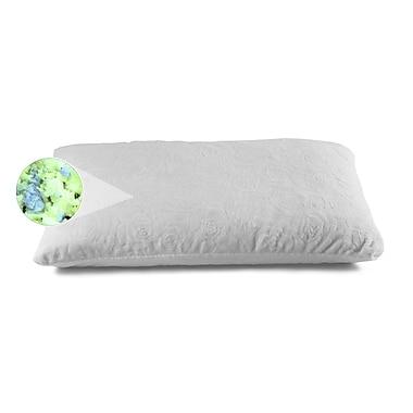 Brooklyn Bedding Ultimate Dreams Shredded Gel Memory Foam Pillow; King