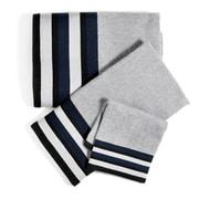 Popular Bath Products Chantelle 3 Piece Towel Set; Navy
