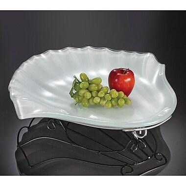 Legion Furniture Fruit Bowl; White