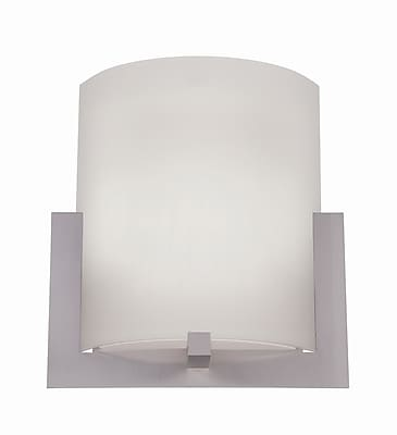 Philips Wall Lamp Shades : Philips 10 Bow Acrylic Wall Sconce Shade Staples