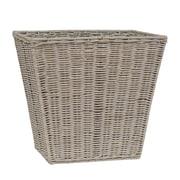 LaMont Wastebasket; Greywash