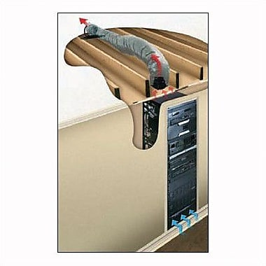 Middle Atlantic Duct Cool Enclosure Ventilation System; 293 CFM