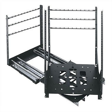 Middle Atlantic SRSR Series 19'' D Rotating Sliding Rail System (300 Lb. Capacity); 12U Spaces