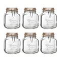Global Amici Gourmet Jar (Set of 6); 58 oz.