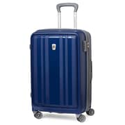 Atlantic Luggage Atlantic Solstice 24'' Hardsided Spinner Suitcase; Dark Blue
