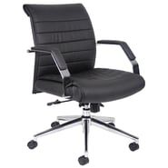 Boss Office Products Mid-Back Executive Office Chair
