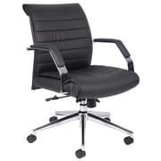 Boss Office Products Mid-Back Conference Chair