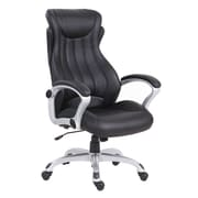 Boss Office Products High-Back Executive Office Chair with Spring Tilt