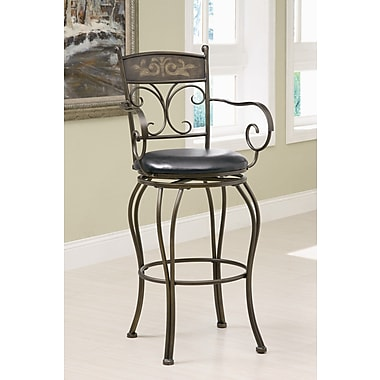 Wildon Home   Hickory 29'' Bar Stool