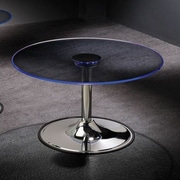 Wildon Home   Coffee Table with LED Light