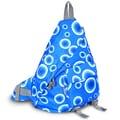 J World Kitten Sling Backpack; Blue