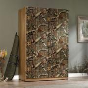 Sauder Flat Creek Wardrobe/Storage Cabinet with Drawers