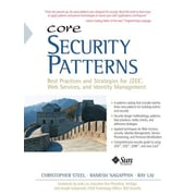 "Prentice Hall ""Core Security Patterns"" Book"