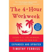 """Random House """"The 4-Hour Workweek, Expanded and Updated"""" Hardcover Book"""