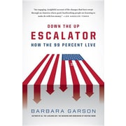 """Anchor Books """"Down the Up Escalator"""" Paperback Book"""