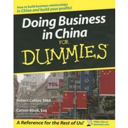 "For Dummies® ""Doing Business in China For Dummies"" Book"