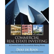 """John Wiley & Sons """"Commercial Real Estate Investing"""" Paperback Book"""