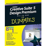 "Wiley ""Adobe Creative Suite 5 Design Premium All-In-One For Dummies"" Book"