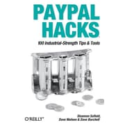 "O'Reilly Media® ""PayPal Hacks"" Book"