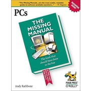 "Pogue Press ""PCs: The Missing Manual"" Book"