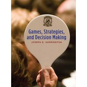 Worth Publishers Games, Strategies and Decision-Making Book