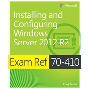 Microsoft Press Installing and Configuring Windows Server 2012 R2 Book