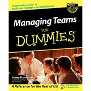 "For Dummies® ""Managing Teams For Dummies"" Book"