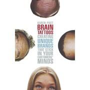 """Amacom """"Brain Tattoos"""" Paperback Book"""