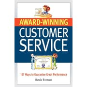 "Amacom ""Award Winning Customer Service"" Paperback Book"