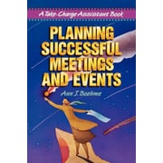 "Amacom ""Planning Successful Meetings and Events"" Paperback Book"