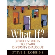 "Davies-Black Publishing ""What If?: Short Stories to Spark Diversity Dialogue"" Paperback Book"
