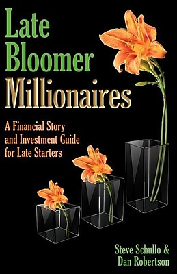 """""Late Bloomer Wealth Press """"""""Late Bloomer Millionaires"""""""" Book"""""" 1189768"
