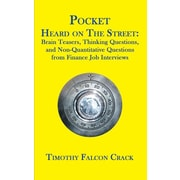 "Timothy Crack ""Pocket Heard on the Street"" Book"