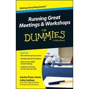"For Dummies® ""Running Great Meetings & Workshops For Dummies"" Book"